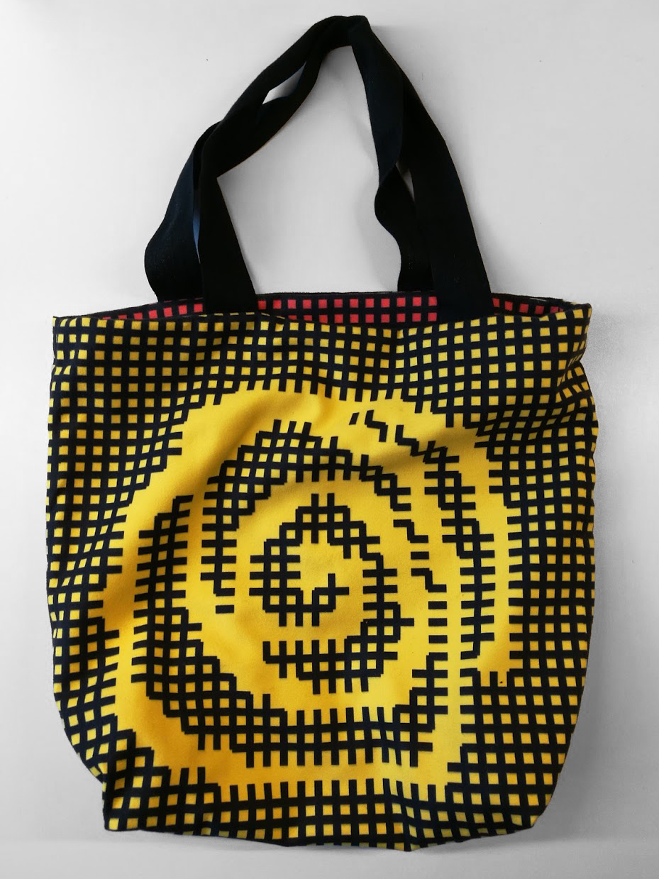 Bags '2 in 1 Yellow Red'