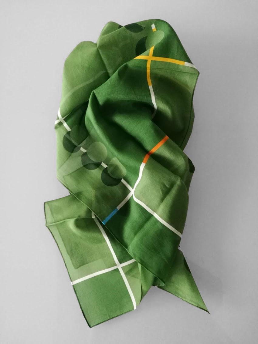 Shawl 'Greeny'