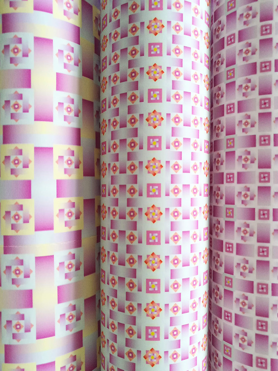 Pattern 'Japonica'