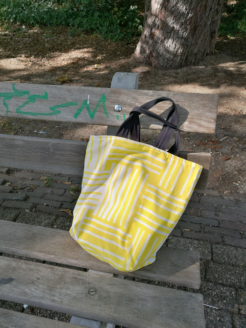 Bag 'No Stars Yellow'