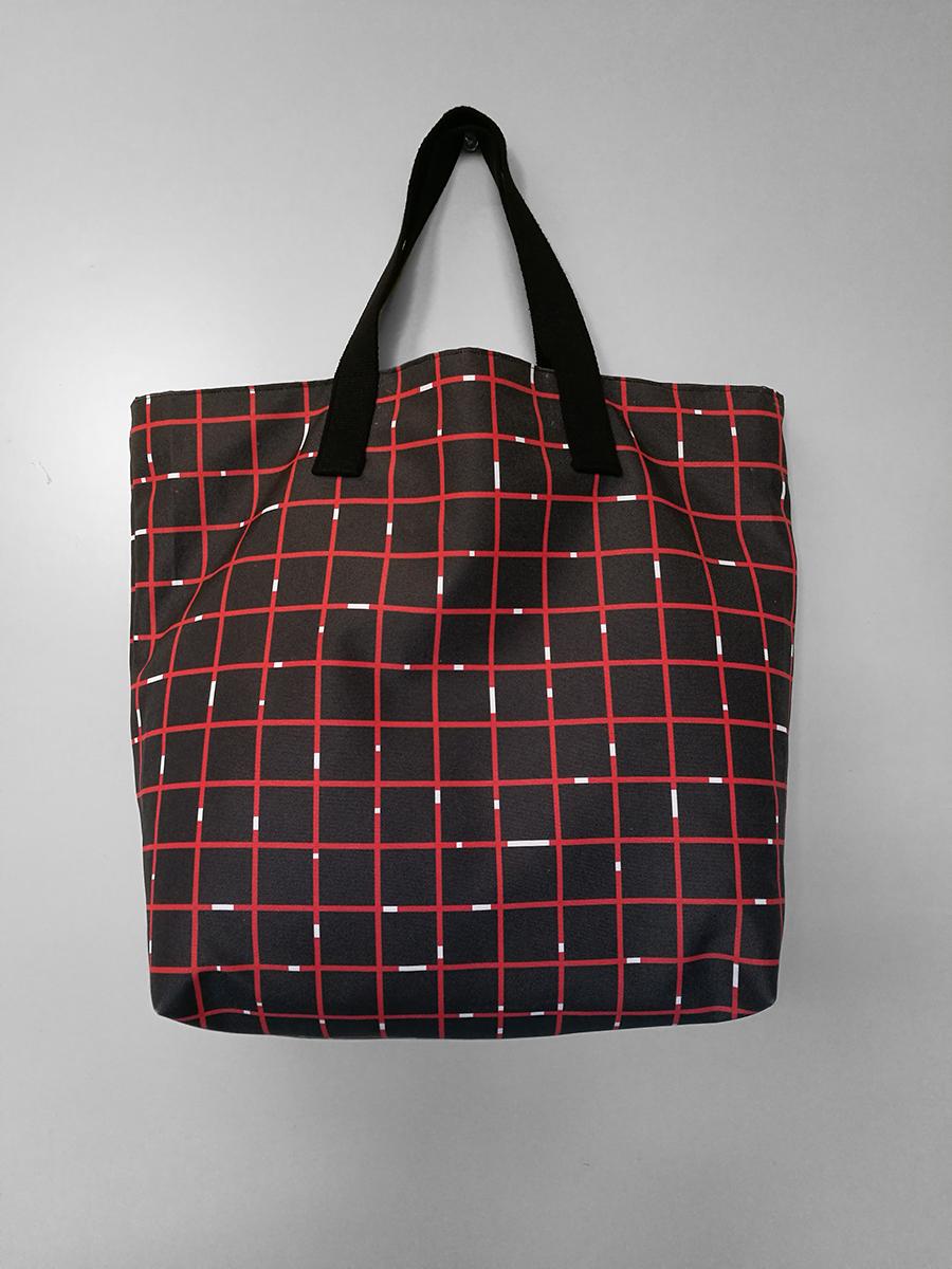 Bag 'Mind the Gap Black'