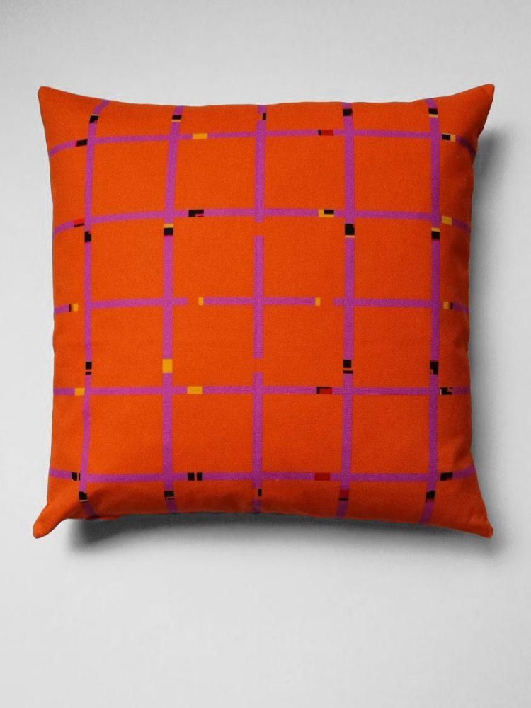 Pillow 'An-Jet Orange'