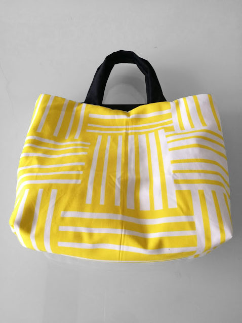Bag 'No Stars Yellow'