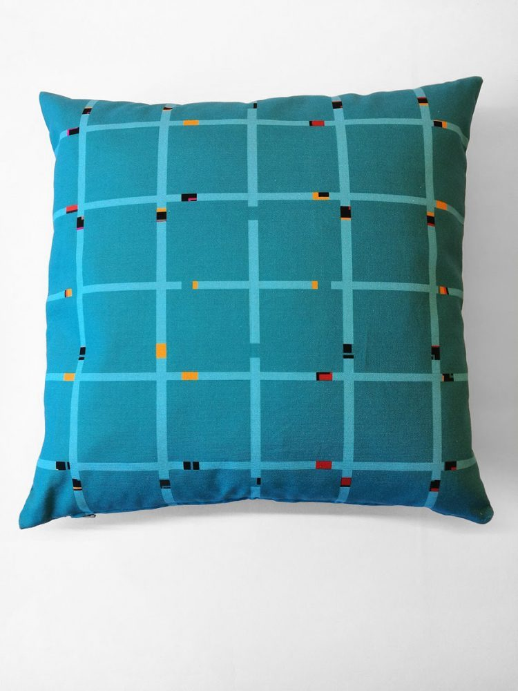 Pillow 'An-Jet Blue 1302