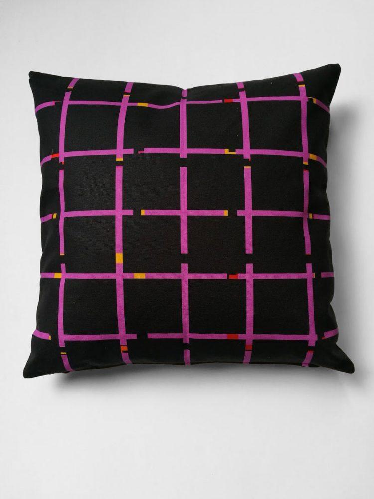 Pillow 'An-Jet Black'