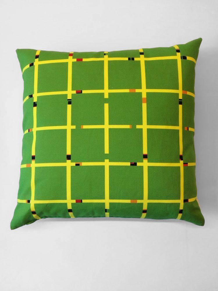 Pillow 'An-Jet Green 1651'