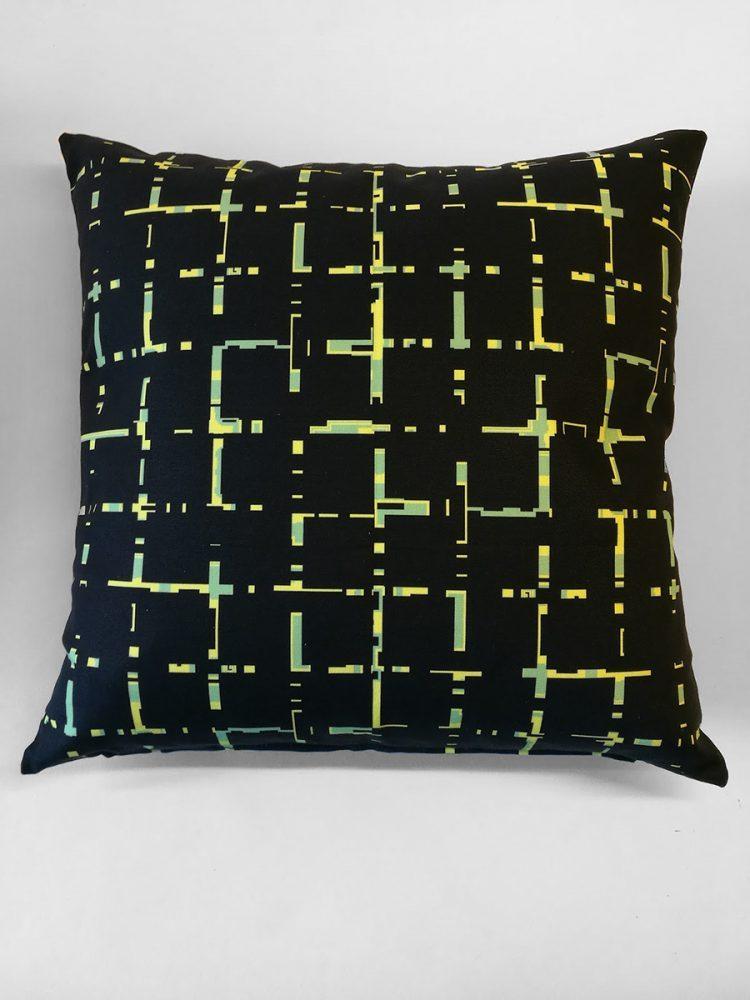 Pillow 'Grids 1521-0004'