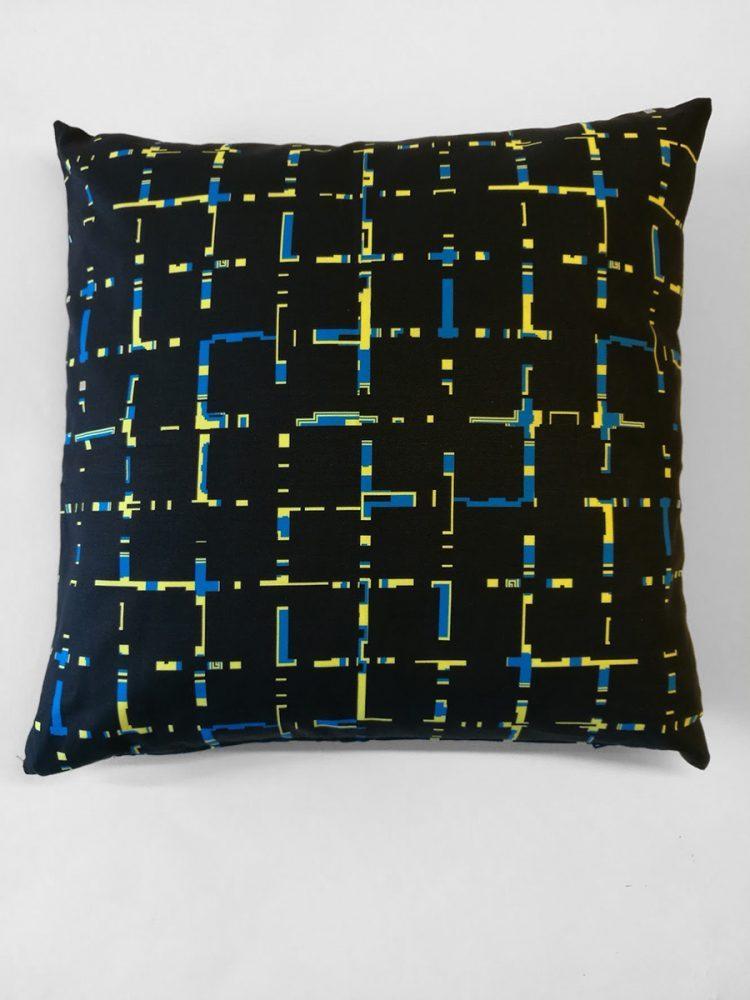 Pillow 'Grids C85-0004'