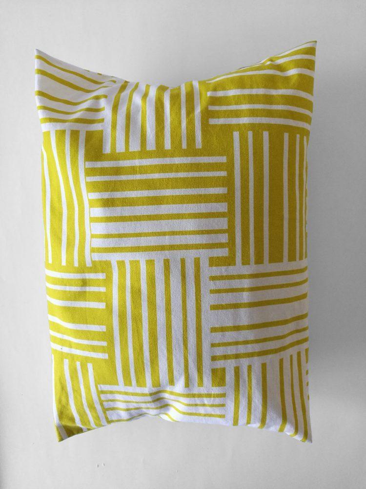Pillow 'No Stars Mustard'