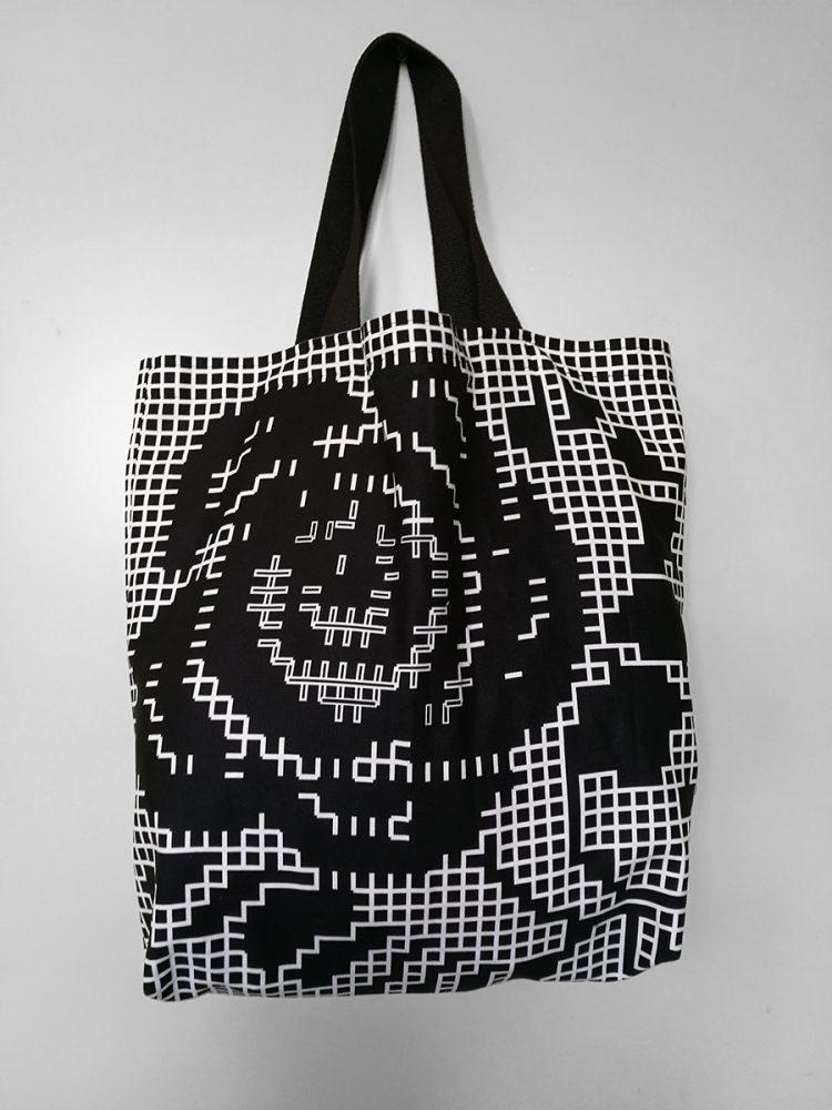 Bag 'Stitch Black & White'